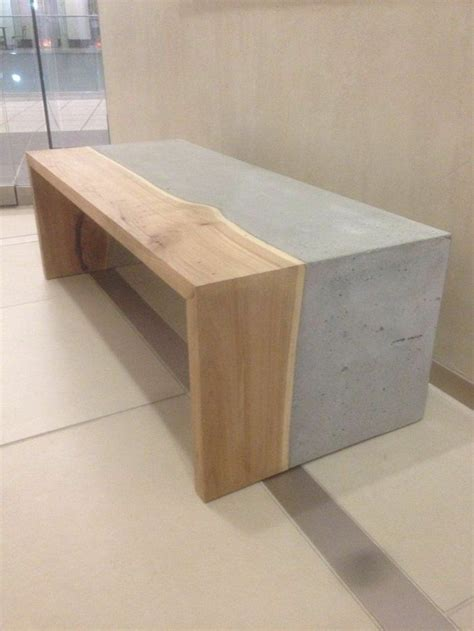 Holz Auf Beton by Der Beton Couchtisch Bescheidene Eleganz Und Stilvolles