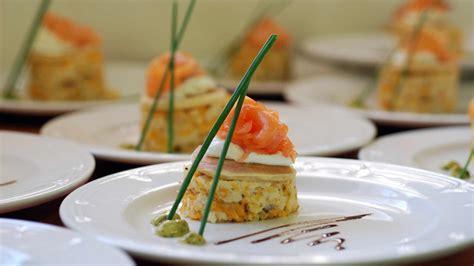 canapé schwartz mini fish cakes with smoked salmon lemon schwartz recipes