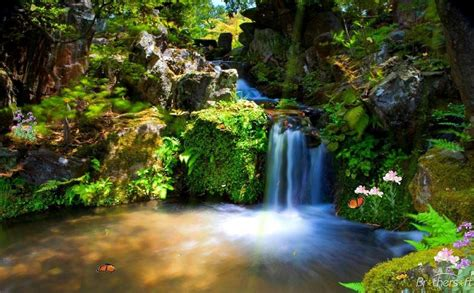 Animated Nature Wallpaper For Windows 7 - 94 animated desktop themes for windows 7 free