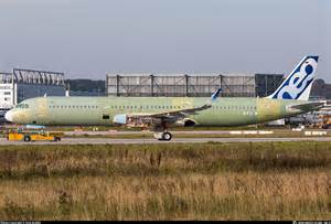 Airbus Industrie A321 Jet