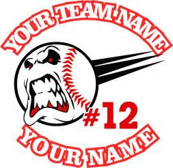Baseball Logo Designs
