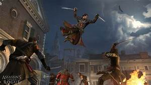 Assassin's Creed Rogue Review | Reviews | The Escapist