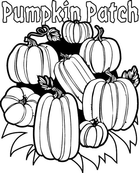 transmissionpress pumpkin patch coloring page