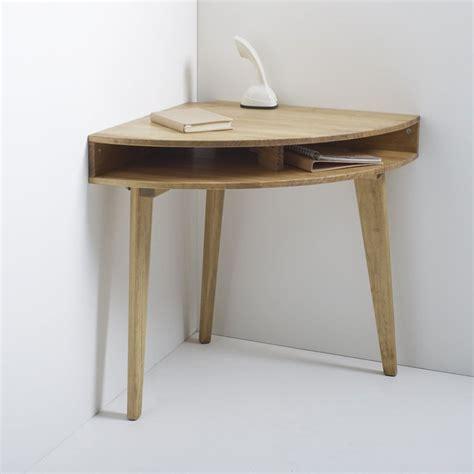 bureau d angle en bois où trouver un petit bureau d angle clem around the corner