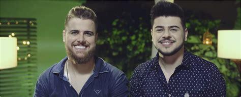 """Zé Neto E Cristiano Lançam A Nova Música """"largado Às"""