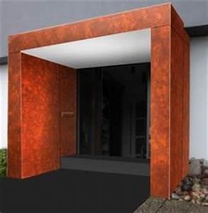 Eingangsüberdachung L Form : s1 eingangs berdachung mit beidseitiger seitenwand vordach pinterest vordach eingang und ~ Indierocktalk.com Haus und Dekorationen