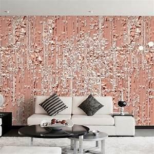 Wohnzimmergestaltung Mit Tapeten : wandgestaltung mit tapeten beispiele ~ Sanjose-hotels-ca.com Haus und Dekorationen