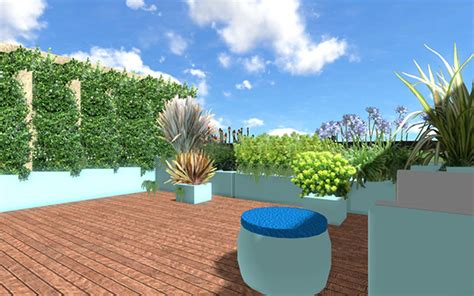 realizzazione terrazzi progettazione giardini terrazzi