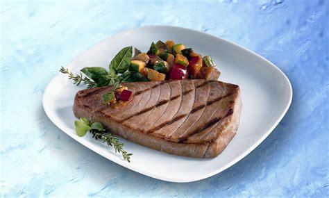 cuisiner steak de thon escal recette thon à la pizzaïola tomates ail oignon