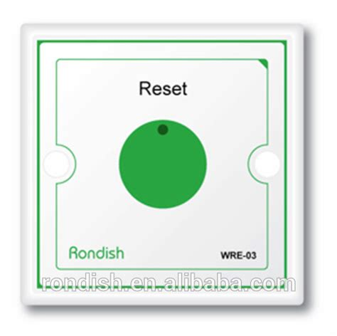 hospital emergency alert for patients and elderly alarm wireless bathroom reset button