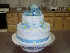 Mom And Dad's Birthday Cake - CakeCentral com