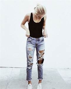 Summer Jeans Outfit Pinterest