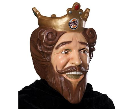 furniture coffee tables burger king creepy king mask the green