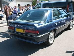 Renault 25 V6 Turbo : renault 25 baccara v6 turbo 1990 1992 autos crois es ~ Medecine-chirurgie-esthetiques.com Avis de Voitures