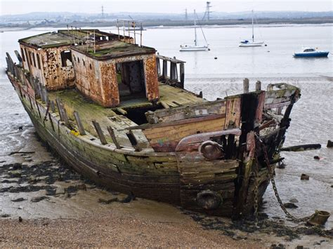 Boat Wreck Pictures by Boat Wreck By Colin Sargent Digital Photographer