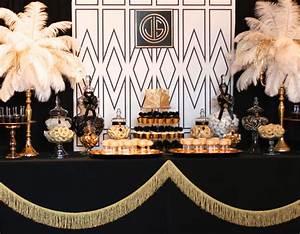 Gatsby Birthday Party - I Heart to Party