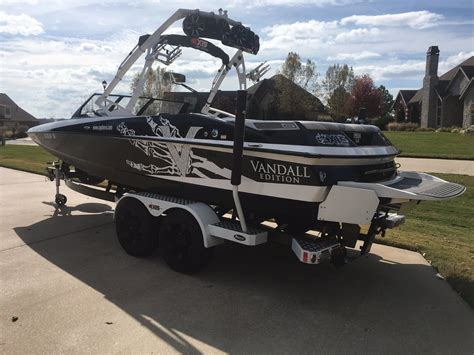 Axis Boats Vandall Edition by Axis A22 Vandall Edition Boat For Sale From Usa