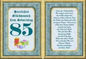 85 geburtstag sprüche geburtstagskarten 85 geburtstag