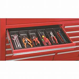 6 Compartment Drawer Organizer