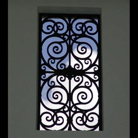 Bedroom Window Grill by Style Wrought Iron Window Grills Home Design