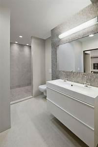 Salle De Bain Idée Déco : id e salle de bain moderne 60 id es comment la d corer ~ Dailycaller-alerts.com Idées de Décoration