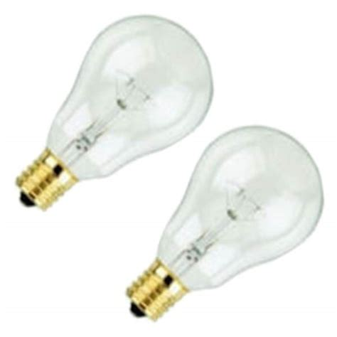 why ceiling fans have candelabra bulbs ge 71395 60a15ca c cf 2pk a15 light bulb elightbulbs com