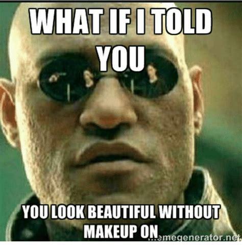 No Makeup Meme - gollum no makeup meme life style by modernstork com
