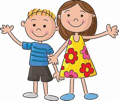 Sister Brother Clipart