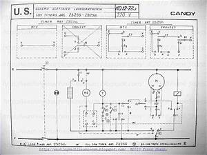 Wiring Diagram Hotpoint Washing Machine