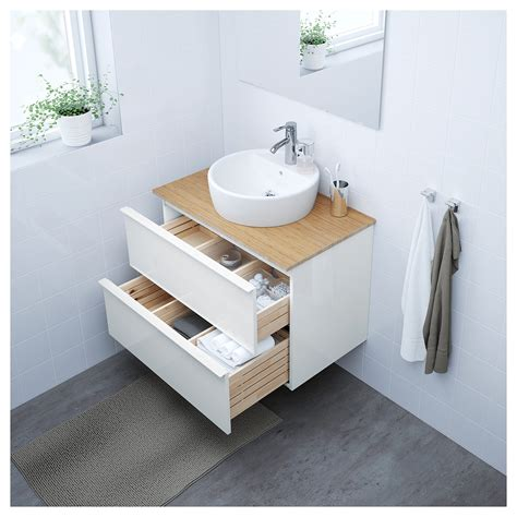 Ikea Kitchen Cabinets Used As Bathroom Vanity by Ikea Sektion Kitchen Cabinets As Bathroom Vanities Easy
