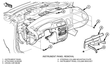 Dodge Neon Coolant Hose Diagram by I Need Specs Or Diagram That Shows All Fasteners To