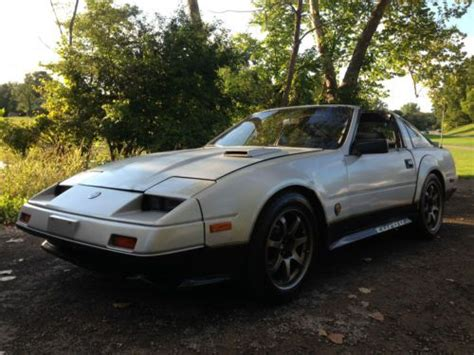 84 Datsun 300zx by Buy Used 84 Nissan Datsun 300zx Turbo 50th Anniversary