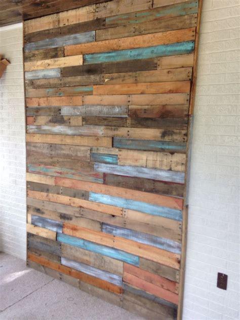 pallet wall   wood wall design diy pallet