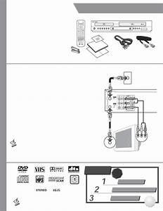 Govideo Dvd Vcr Combo Dvd Vcr Dv1140 User Guide