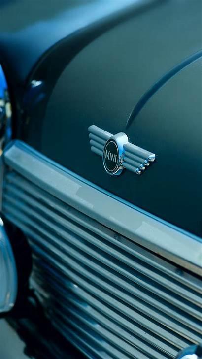 Mini Cooper Headlights Iphone Background Parallax 6s