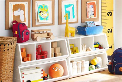 Kids Storage Solutions-organizing Kids Rooms