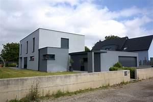 Maison Sans Toit : maison moderne sans toit maison bois guerandejpg with ~ Farleysfitness.com Idées de Décoration