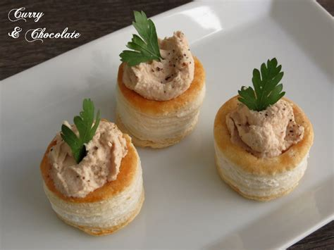pate canapes cooking in o intentándolo tuna and boiled