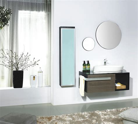 Modern Bathroom Mirror Designs by Modern Bathroom Vanities As Amusing Interior For