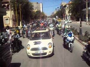 Moto De Ville : un d fil d 39 honneur de moto au centre ville de setif youtube ~ Maxctalentgroup.com Avis de Voitures