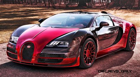 Bugatti Veyron History by 20 Cars That Will Without Question Make You Look Rich