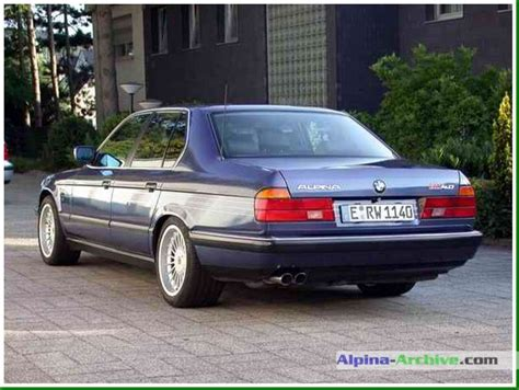 Alpina B11 4.0. Photos And Comments. Www.picautos.com