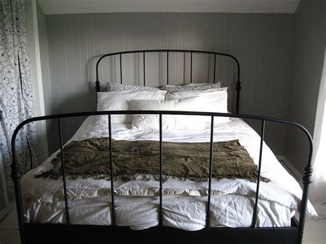 ikea lillesand bed frame home spaces pinterest