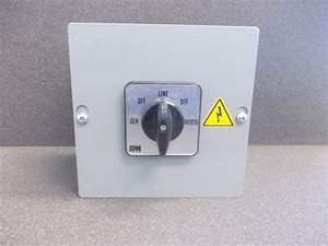 Usa  Universal Changeover Switch