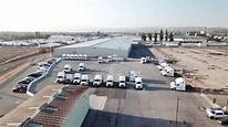 Covenant Transport - Pomona California Terminal - Aerial ...