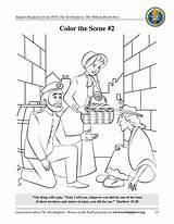Booth Coloring Pages William Torchlighters sketch template