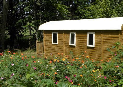 252 Sq. Ft. Gypsy Caravan Cabin in France