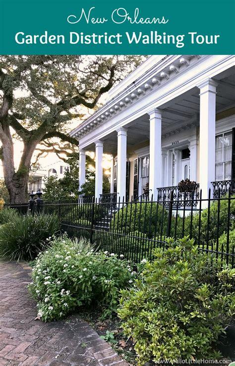 garden district walking tour in new orleans hello