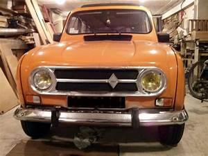 Renault Villejuif : location renault 4 de 1984 pour mariage val de marne ~ Gottalentnigeria.com Avis de Voitures