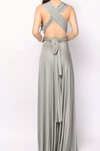 convertible bridesmaid dress grey infinity dress convertible dress bridesmaid dress lg 25 73 80 infinity dress